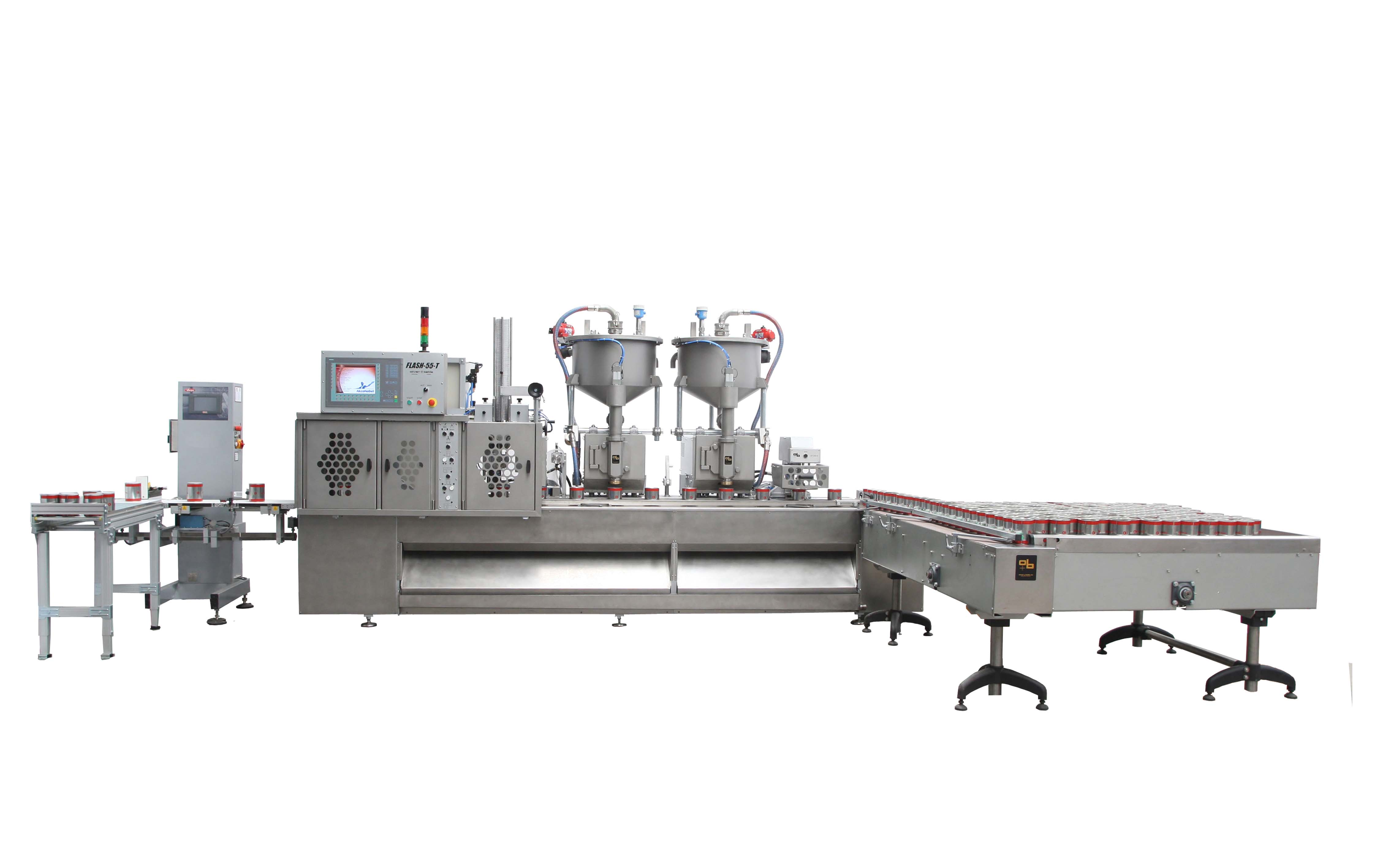 Flash 55 ST 300 filling line